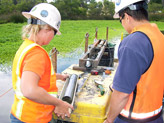 provides geotechnical engineering environmental consulting and materials testing and inspection services